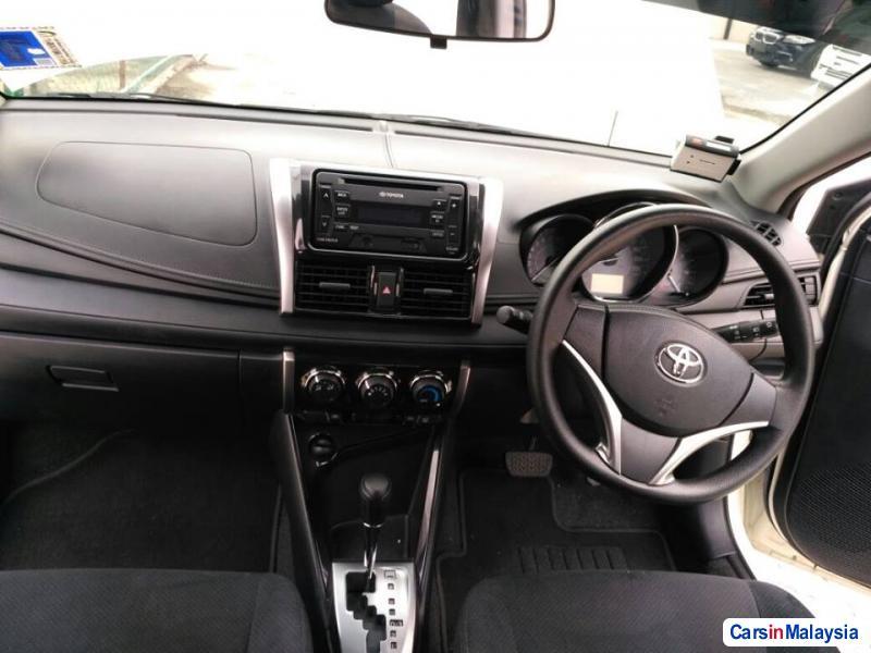Toyota Vios Automatic 2014 in Kuala Lumpur - image