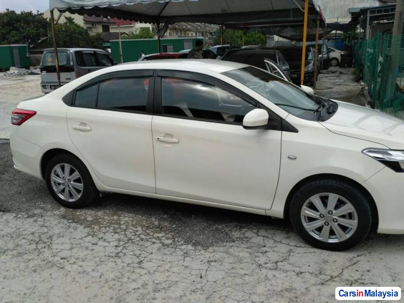 Toyota Vios Automatic 2014 - image 9