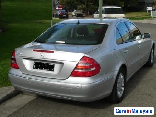 Picture of Mercedes Benz E240 Automatic 2006