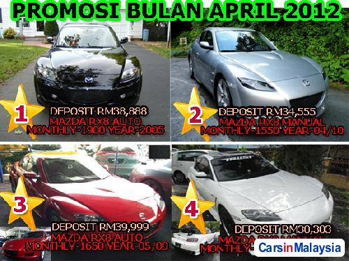 Pictures of Mazda RX-8 Automatic 2008