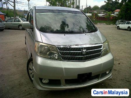 Picture of Toyota Alphard Automatic 2009