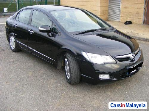 Picture of Honda Civic Automatic 2008