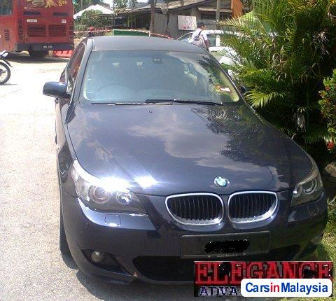 Picture of BMW 5 Series Automatic 2009