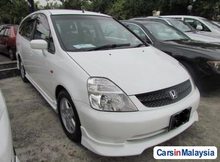Picture of Honda Stream Automatic 2003