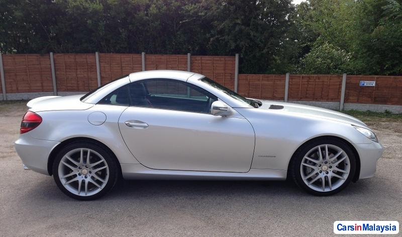 Picture of Mercedes Benz SLK200K Automatic 2009