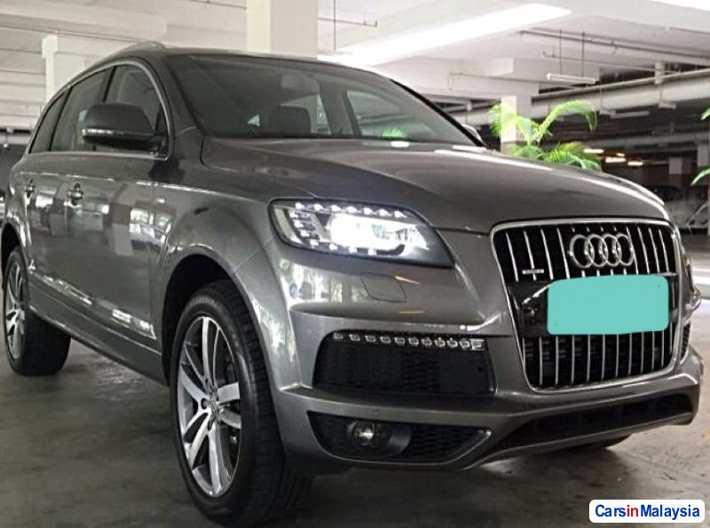 Picture of Audi Q7 Automatic 2013