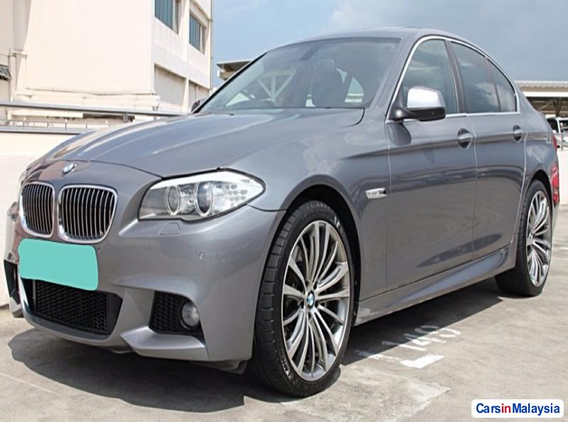 Picture of BMW 5 Series Automatic 2014