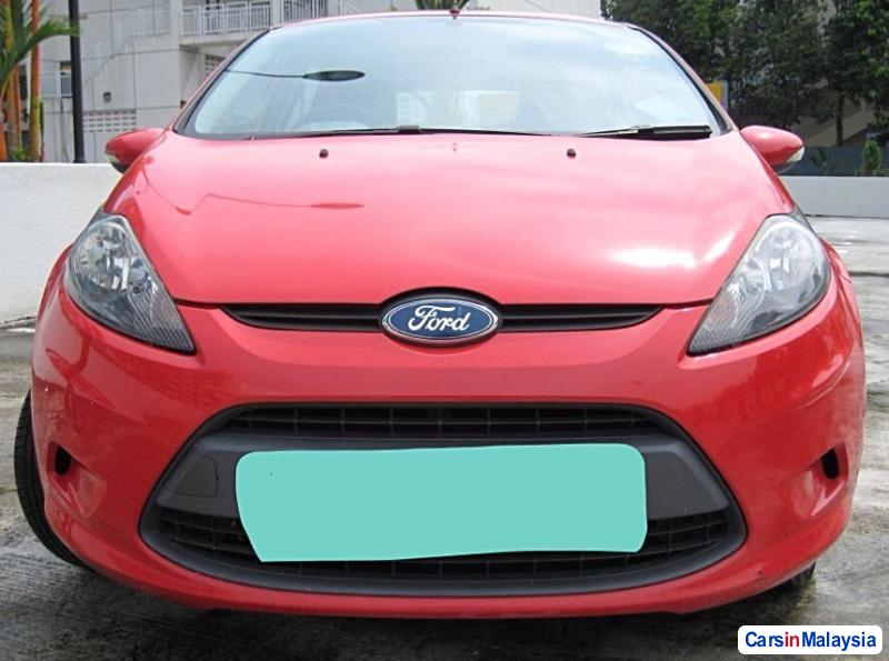 Picture of Ford Fiesta Automatic