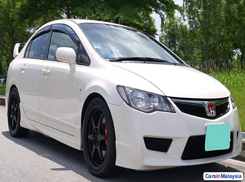 Picture of Honda Civic Manual 2013