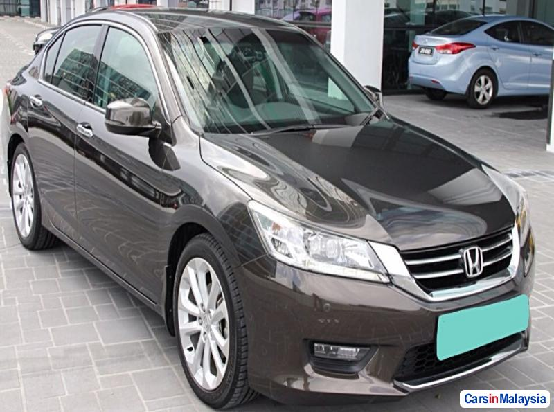 Picture of Honda Accord Automatic 2015
