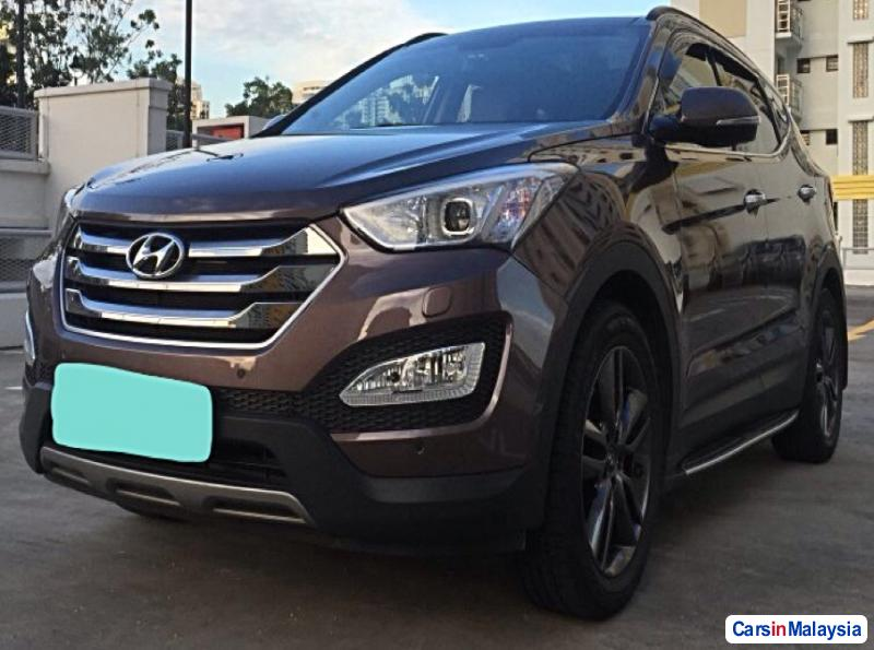 Picture of Hyundai Santa Fe Automatic 2015