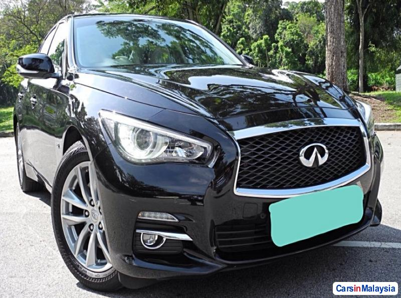 Picture of Infiniti Q50 Automatic 2015