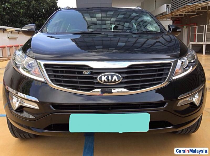 Picture of Kia Sportage Automatic 2013
