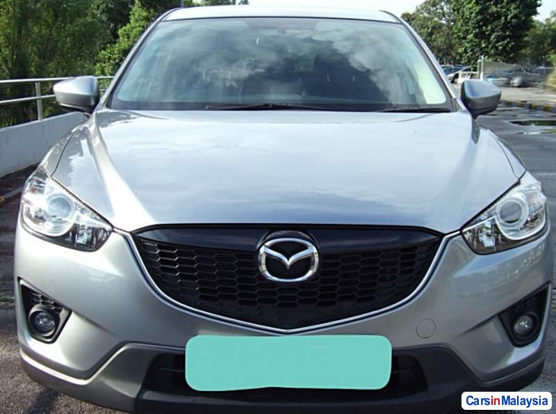 Pictures of Mazda CX-5 Automatic 2013