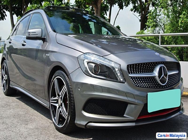 Picture of Mercedes Benz A-Class 2015
