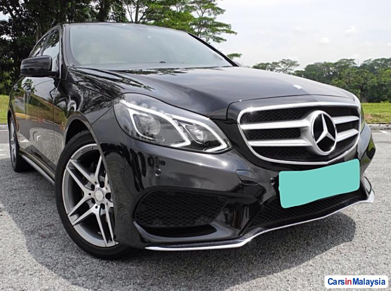 Picture of Mercedes Benz E200 Automatic 2015