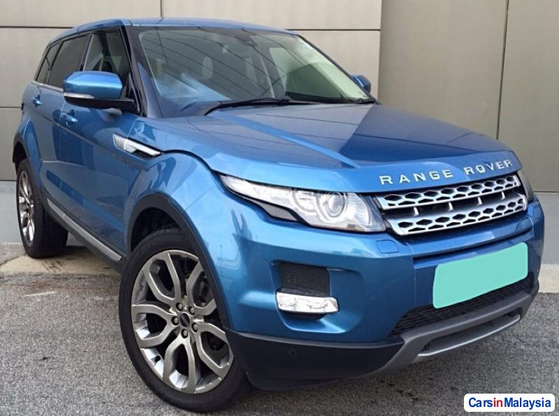 Picture of Land Rover Range Rover Automatic 2013