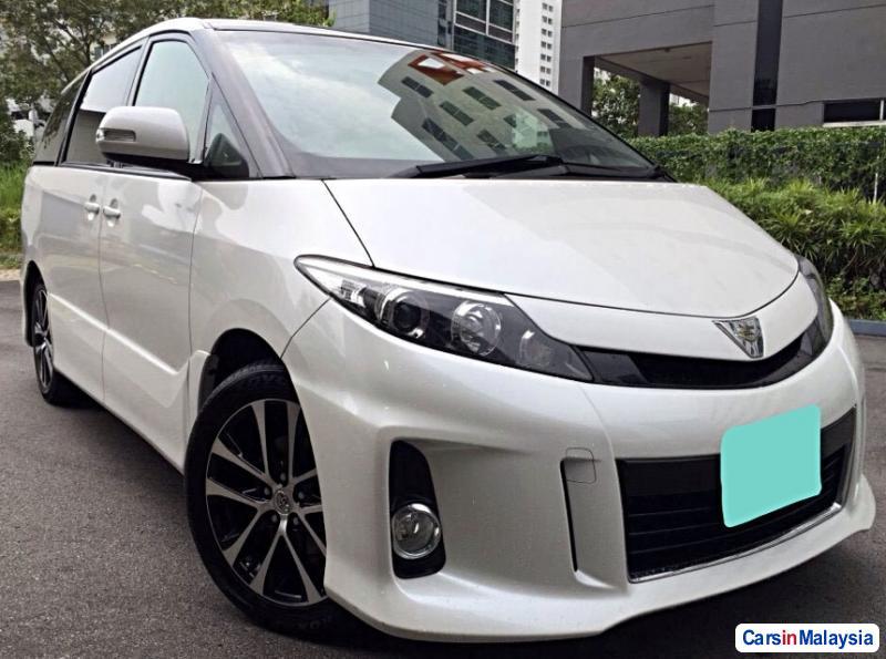 Toyota Estima Automatic 2015