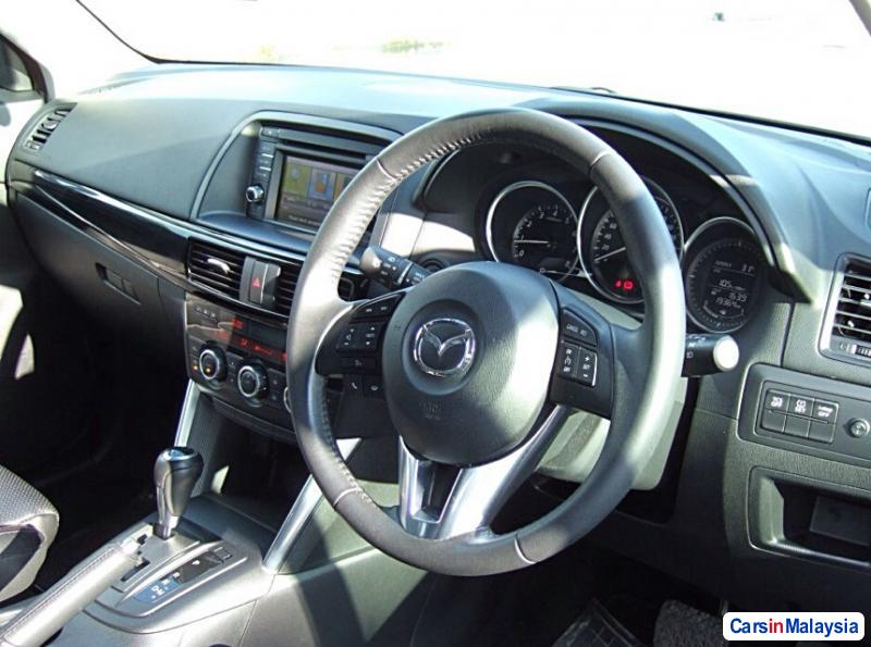 Mazda CX-5 Automatic 2013 in Malaysia