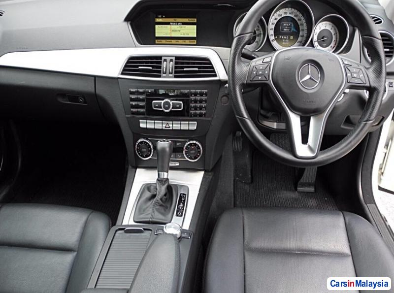 Mercedes Benz C-Class Automatic 2012 in Malaysia