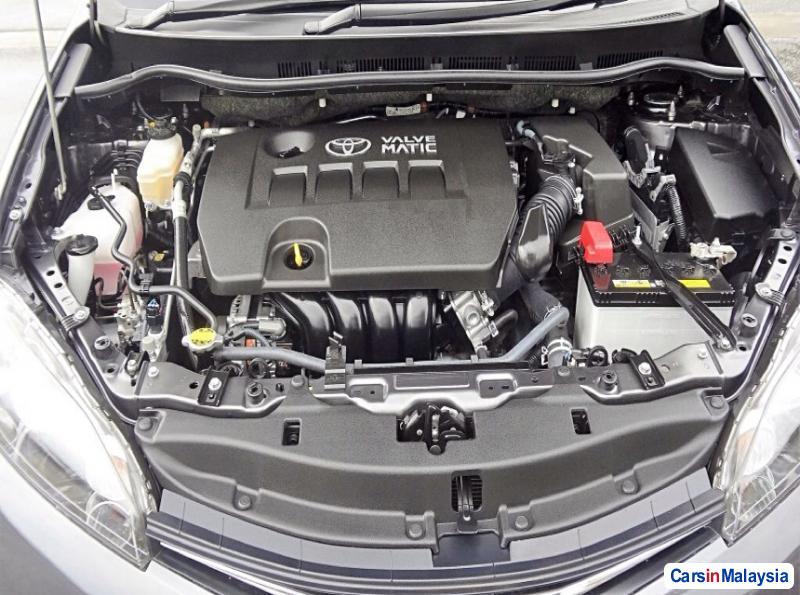Toyota Wish Automatic 2015 in Malaysia