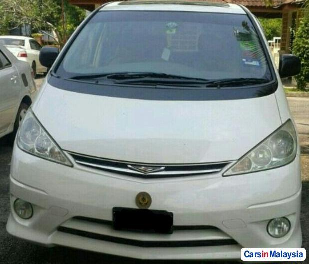 Picture of Toyota Estima Automatic 2006