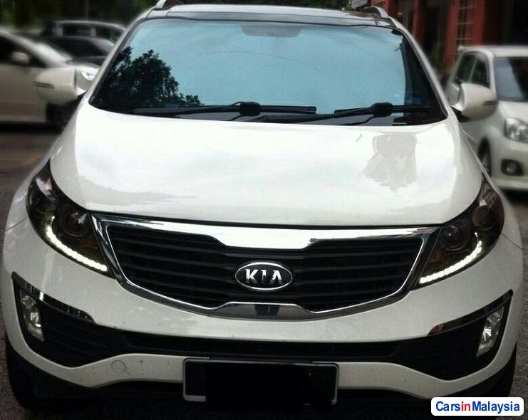 Picture of Kia Sportage 2.0-LITER FAMILY SUV Automatic 2013