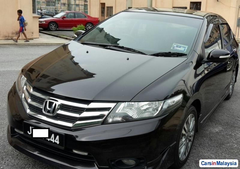 Picture of Honda City 1.5-LITER ECONOMY SEDAN Automatic 2012