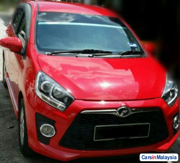 Pictures of Perodua Axia Automatic