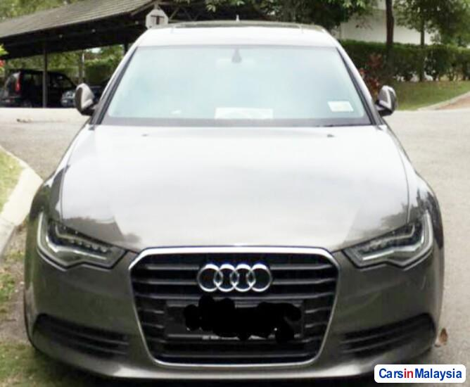 Pictures of Audi A6 2.0-LITER LUXURY SEDAN Automatic 2013