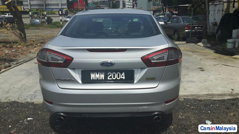 Ford Mondeo Automatic 2012