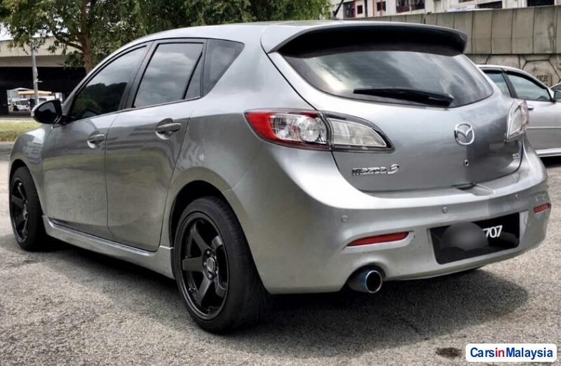 Mazda 3 Automatic 2011