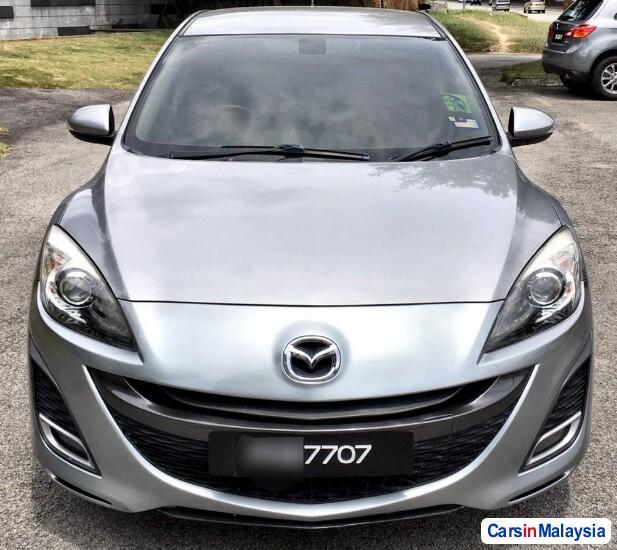 Mazda 3 Automatic 2011 in Selangor