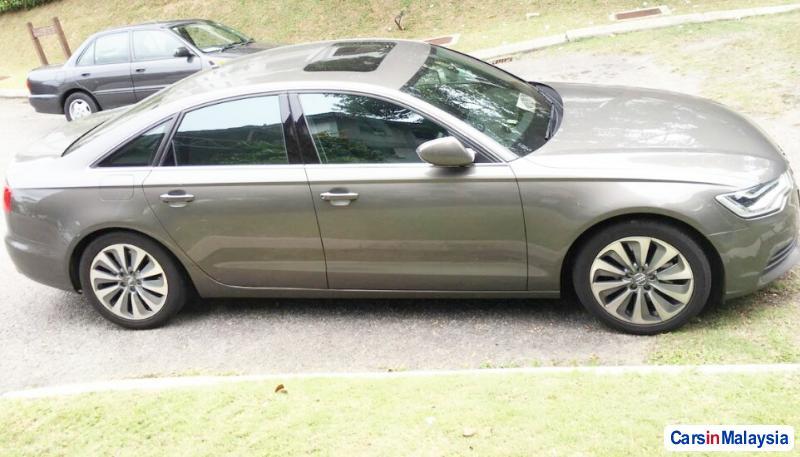 Audi A6 2.0-LITER LUXURY SEDAN Automatic 2013 in Selangor