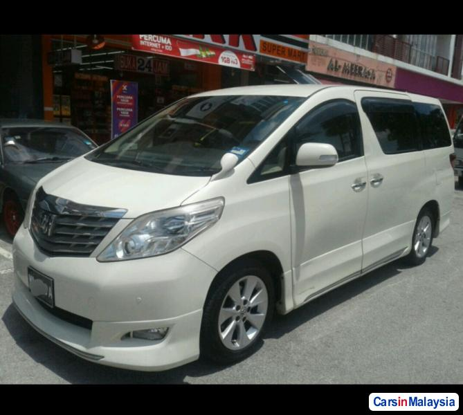 Toyota Alphard Automatic 2014 in Selangor