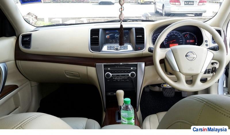 Nissan Teana 2.0-LITER LUXURY SEDAN Automatic 2013 in Malaysia
