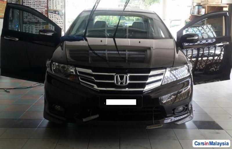 Honda City 1.5-LITER ECONOMY SEDAN Automatic 2012 in Malaysia