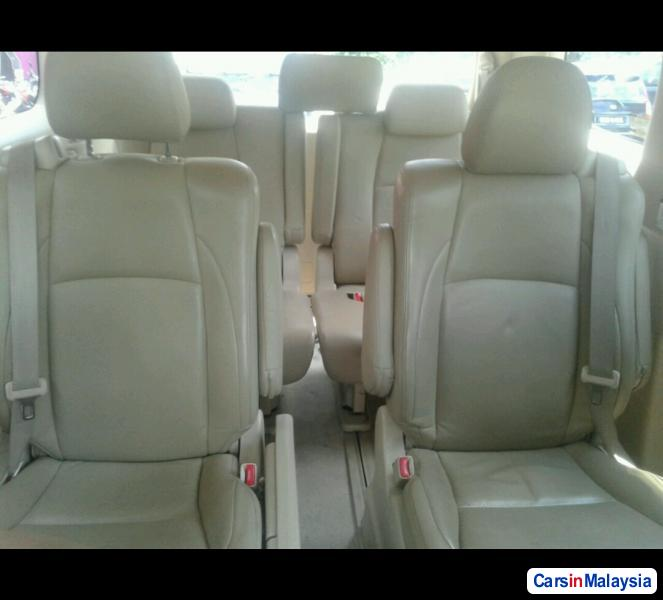 Picture of Toyota Alphard Automatic 2014 in Selangor