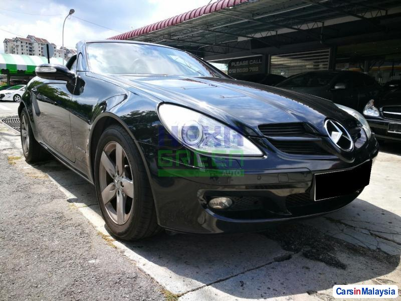Pictures of Mercedes Benz SLK200 Automatic 2004