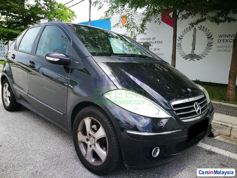 Picture of Mercedes Benz A-Class Automatic 2005