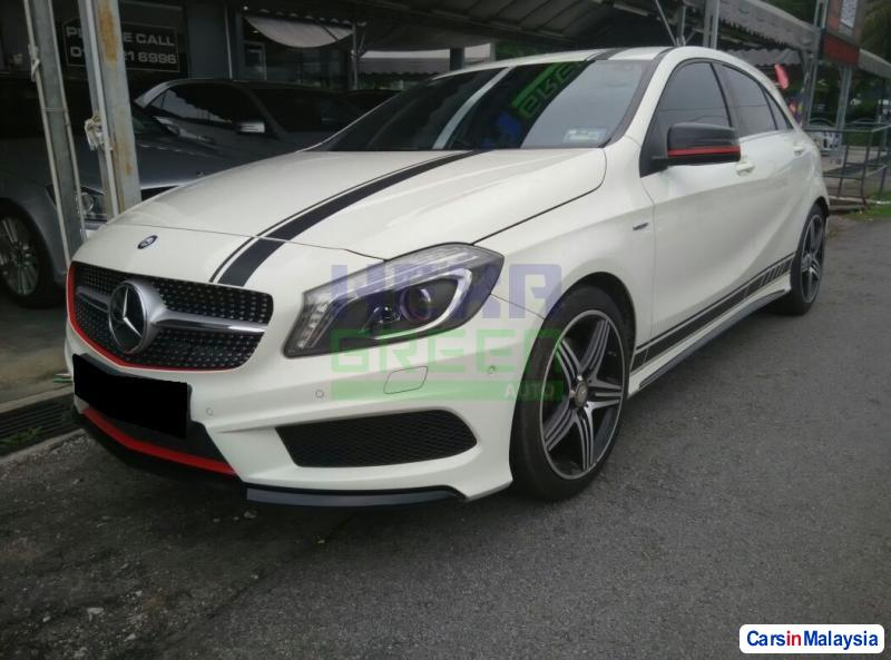 Pictures of Mercedes Benz A-Class Automatic