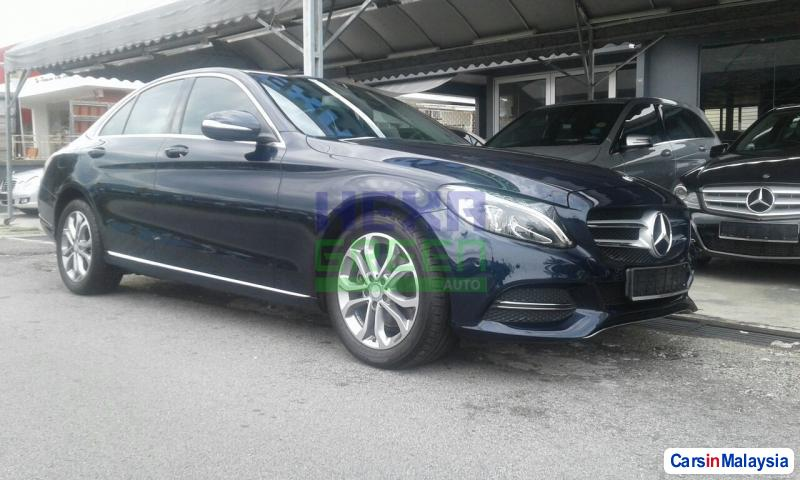 Picture of Mercedes Benz C-Class Automatic 2015