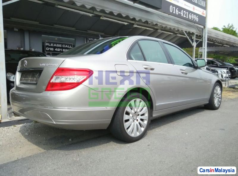 Mercedes Benz C-Class Automatic 2008 in Malaysia