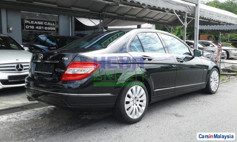 Mercedes Benz C-Class Automatic 2011 in Malaysia