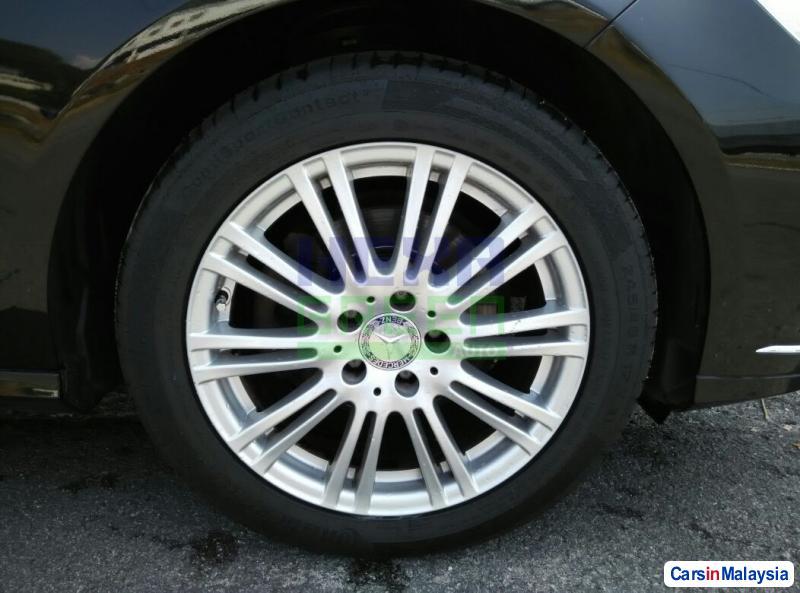 Picture of Mercedes Benz E200 CGI Automatic 2012 in Malaysia