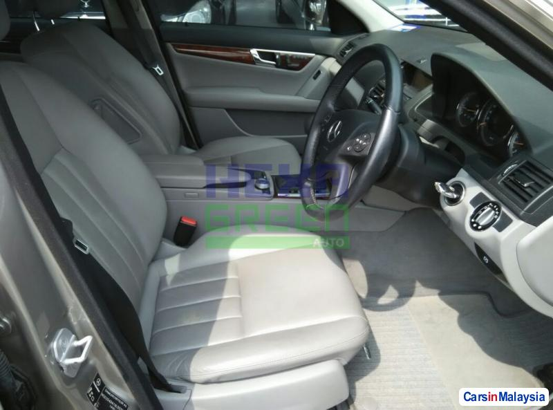 Mercedes Benz C-Class Automatic 2008 in Malaysia - image