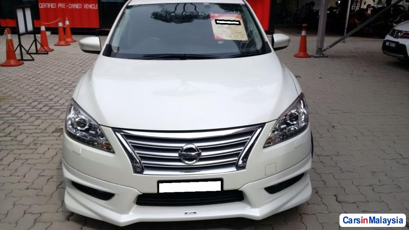 Picture of Nissan Sylphy Automatic 2014
