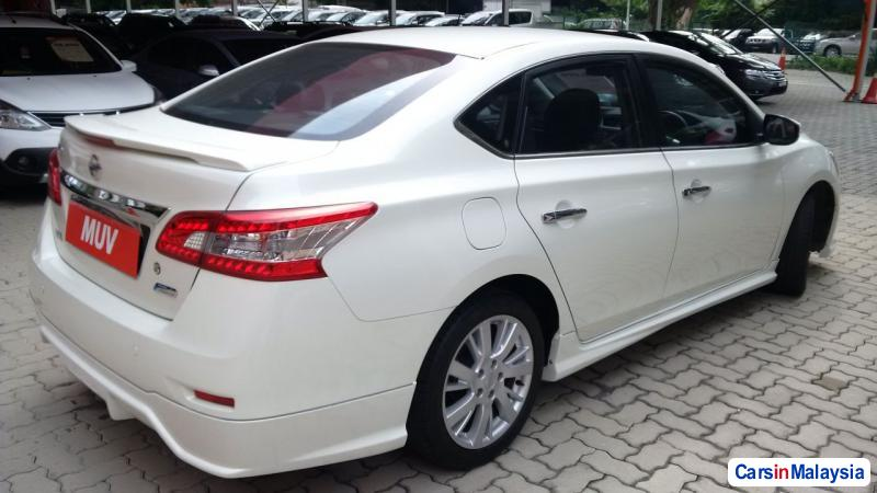 Nissan Sylphy Automatic 2014