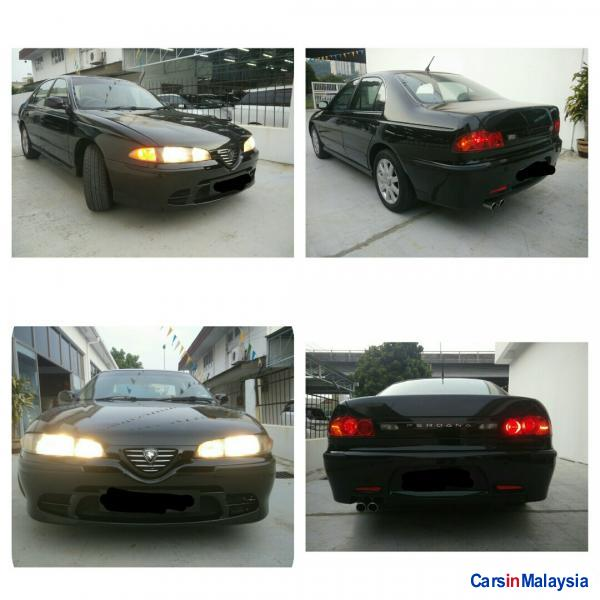 Picture of Proton Perdana Automatic 2008