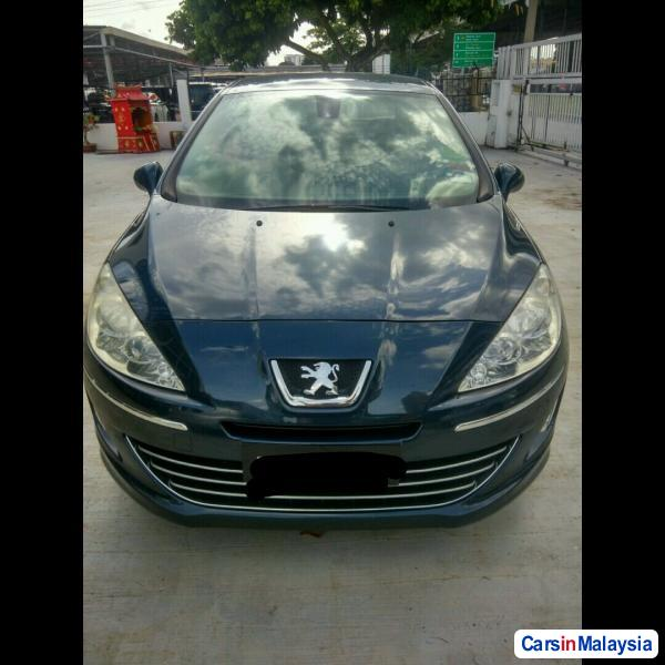 Picture of Peugeot 408 Automatic 2013